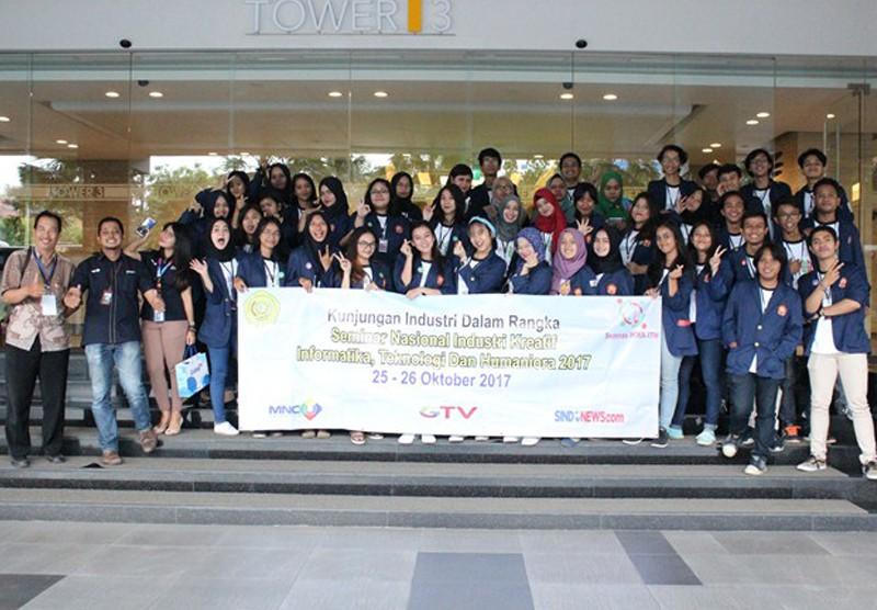 Seminar Nasional Industri Kreatif Informatika, Teknologi dan Humaniora