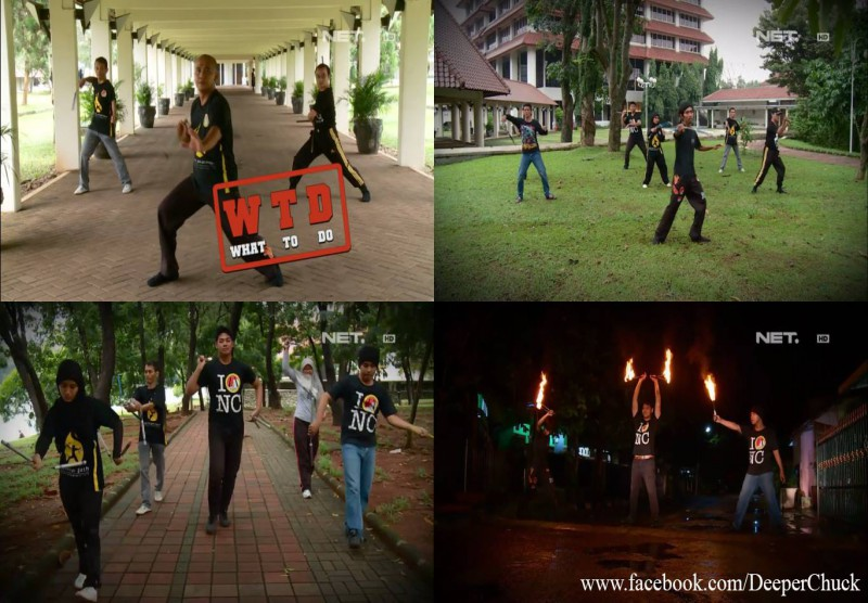Beberapa Kegiatan yang dilakukan Indonesia Nunchaku Club